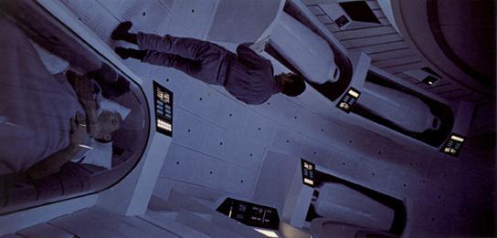 2001 crygenic astronauts